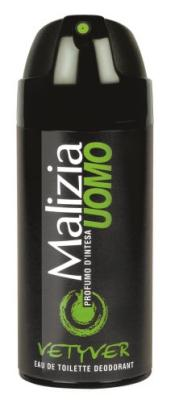 Malizia vetyver<br>Deo Bodyspray