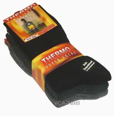 Men&#39;s Thermal<br> Socks 3 Pack, full<br>bath