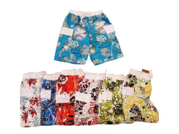 Enfants shorts de<br> bain Short de bain<br>L-1128
