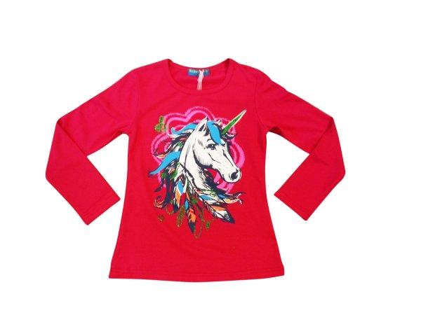 Kinder Mädchen /<br>Girls; Shirt H-455