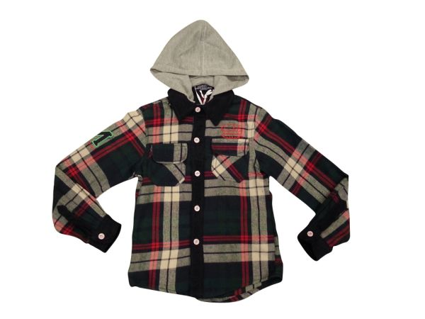 Toddler Boys&#39;<br> / Boys; Blouse /<br>Blouse S-1011