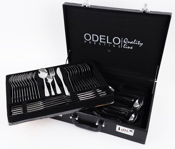 72 - piece CUTLERY SET in a suitcase OD1064