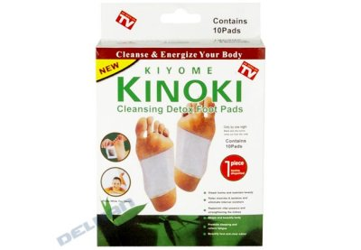 Patches Kinoki<br> Detox<br> detoxification ...