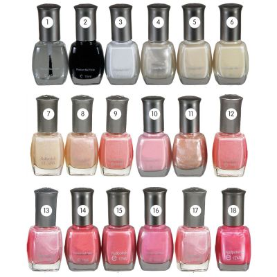 Nail polish BK<br> Deluxe - different<br>colors