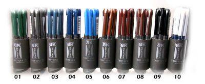 Kajalstift-Twist<br> up Kajal -<br>verschiedene Farben