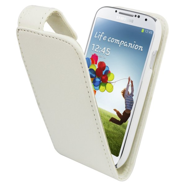 Business Case for<br> Samsung i9500<br>Galaxy S4 White