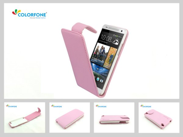 Business Case HTC<br> Desire 500 Light<br>Pink