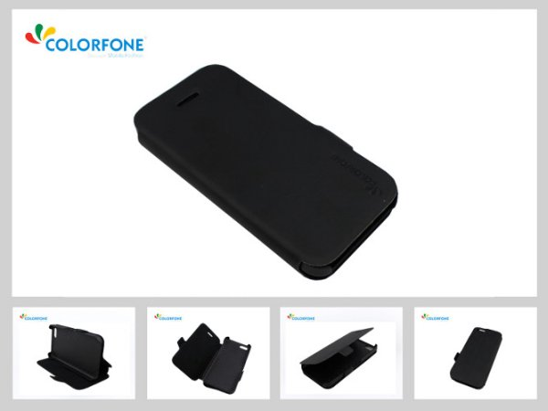 Case FlipSkin3<br> Apple iPhone 5C<br>Black