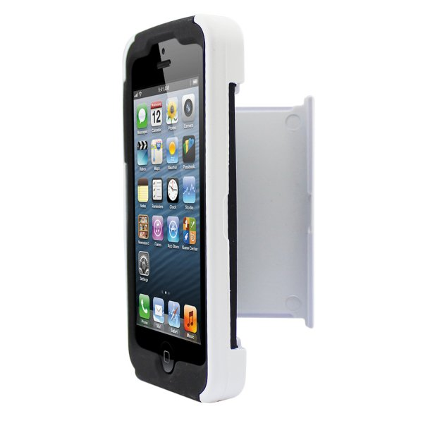 Case CardSkin1<br> Apple iPhone 5/5 S<br>White