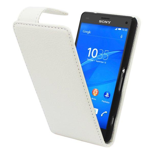 Business Case für<br>Sony Xperia Z3 Weiß
