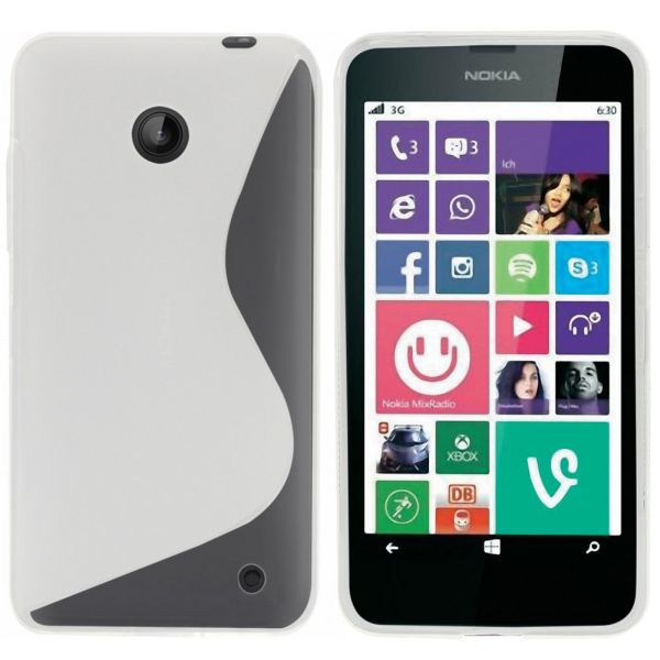 Bulk CoolSkin3<br> Case for Nokia<br>Lumia 1520 White