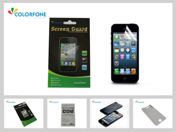 Clear Screen<br> Protector for<br> Samsung Galaxy Ace ...