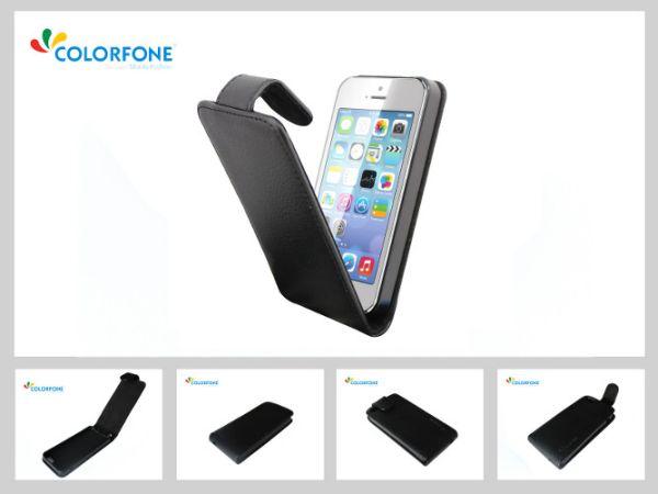 Business-Fit-Hülle<br> für Apple iPhone<br>4/4 S Schwarz