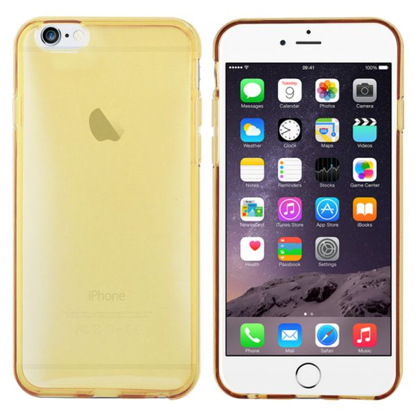 CoolSkin3T Case<br> for Apple iPhone 6<br>Plus Tr.Goud