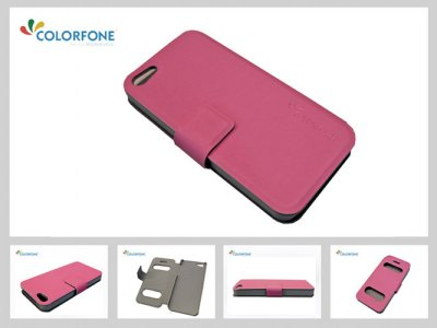 FlipSkin3 Case for<br>iPhone 5/5S Pink