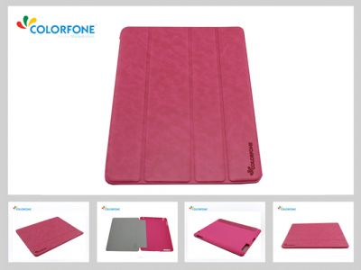 Business Fit2<br> Apple iPad 2 (3/4)<br>Dark Pink