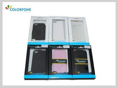 Toppers - iPhone<br> 5C Leather 1 +2<br>(12 pieces)
