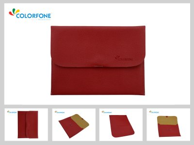 Handheld Deluxe<br> Case for Apple<br>iPad 2/3 / 4 Red