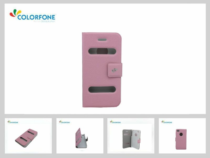 FlipSkin2 Case für iPhone 4/4S Rosa