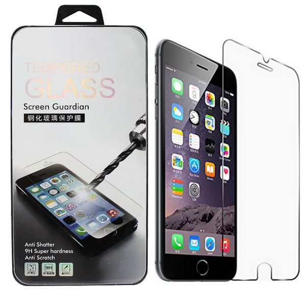 Screen Protector<br> Temp. Glass Apple<br>iPhone 6 Plus