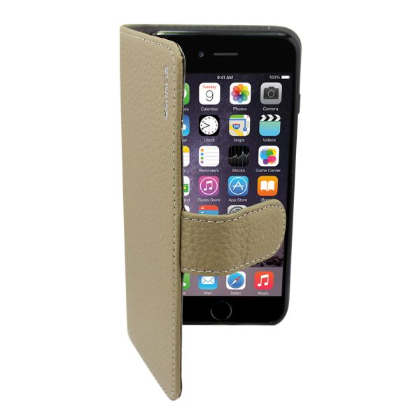 Leather5 Case for<br> Apple iPhone 6<br>Classic Grey