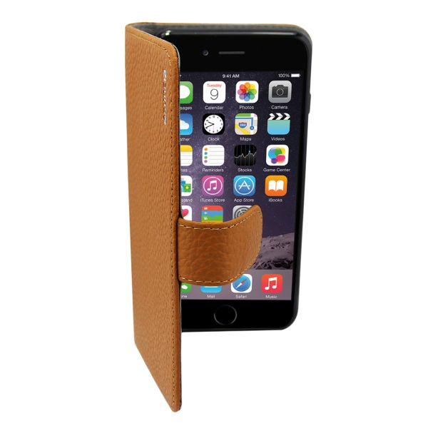 Leather5 Case for<br> Apple iPhone 6<br>Classic Brown