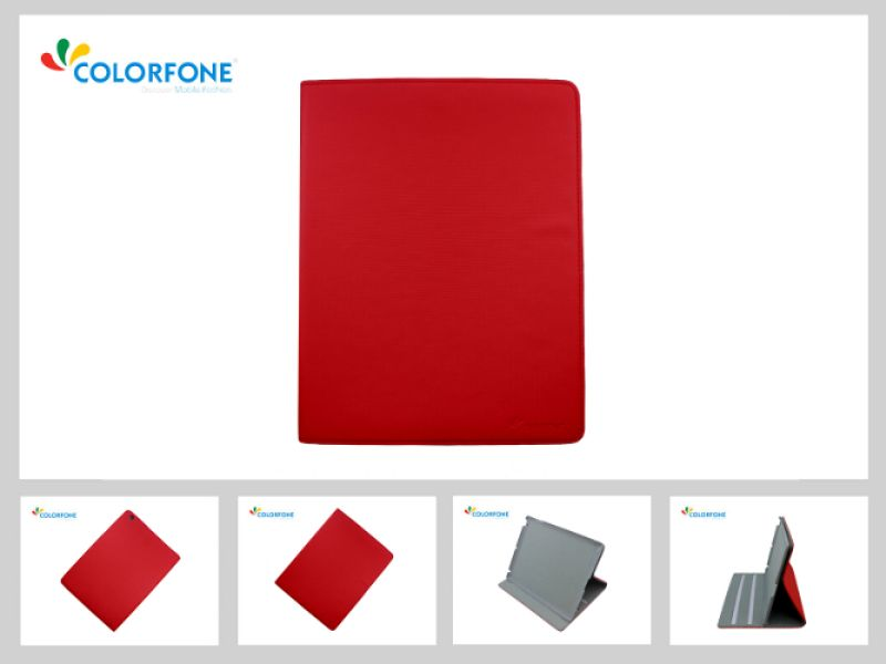 Slim2 Business Case for Apple iPad2 Red