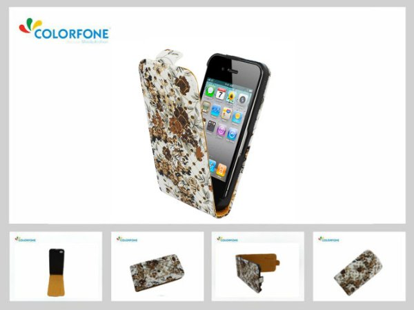 Bling Fall für<br> Apple iPhone 4/4 S<br>printe
