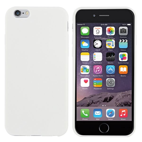 Cool Skin Case for<br> Apple iPhone 6<br>Piano-White