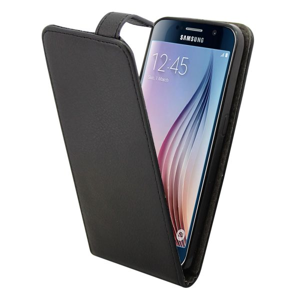 Fit Business Case<br> für Samsung Galaxy<br>S6 Schwarz