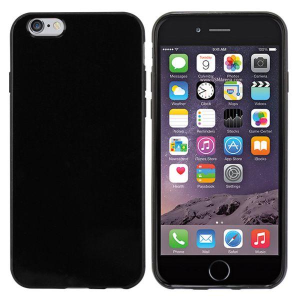 Tasche Cool Skin<br> fžr Apple iPhone<br>6 Piano-Schwarz