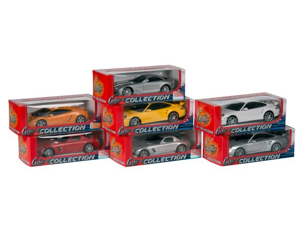 Car Models Cars<br>Collection 1:24