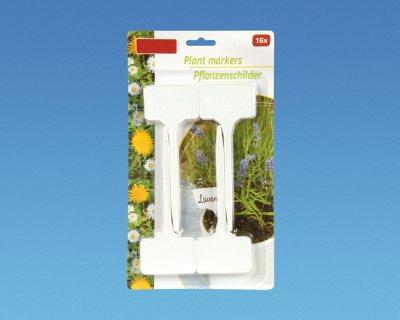 Pflanzenstecker, 16-tlg