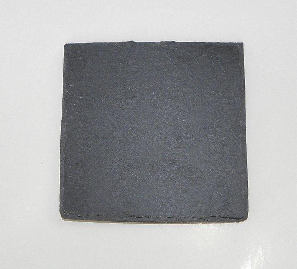 Schieferuntersetzer <br>10x 10cm