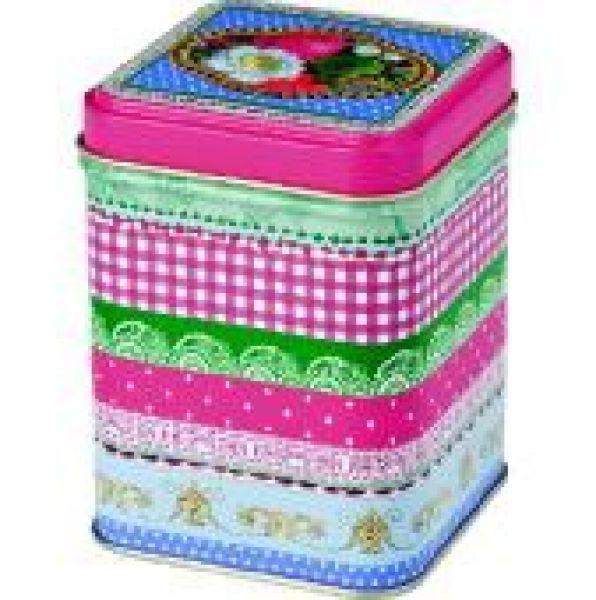 Teabox Kitsch and<br>Clou 9.5 x 7 x 7