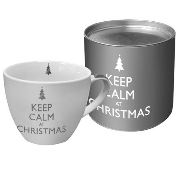 Becher XXl in Box<br>Calm at Christmas