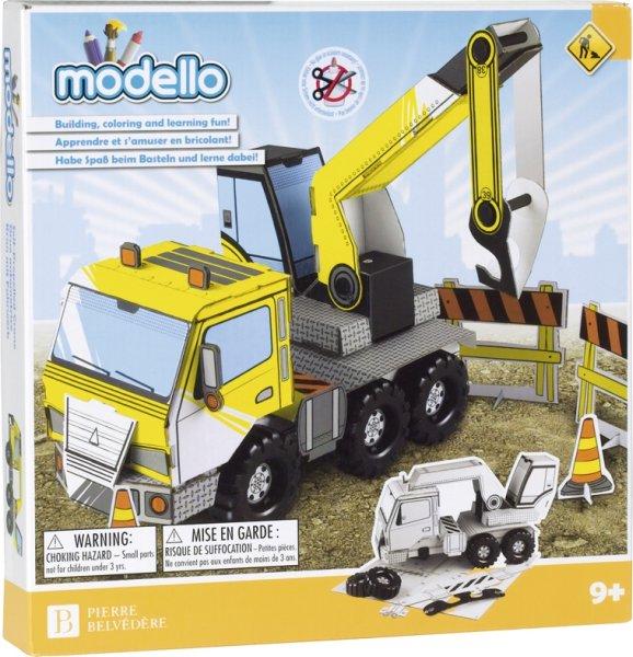Modello crane with<br>trolley