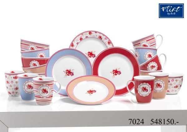 Marry Rose porcelain shell sort.