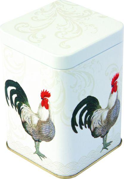 Teabox Mr. Rooster<br>10,5x 7cm