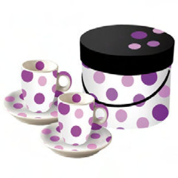Espresso in Box<br>Purple Spot of 2