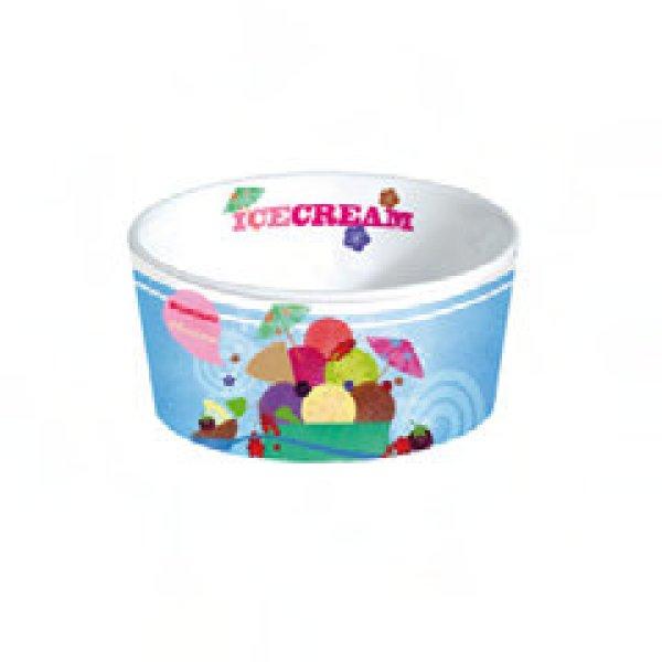 Schale Ice cream<br>Porzellan