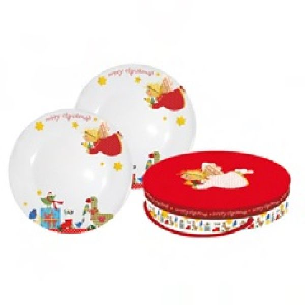 plate of 2 in Box<br>Angel &amp; Gifts