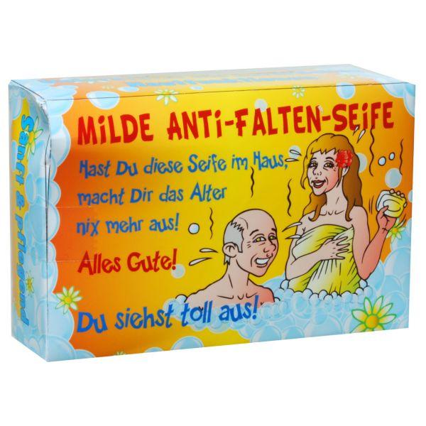 Seife ... Anti-<br>Falten...100gr.