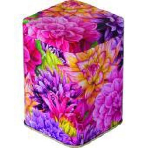 Teabox Floralis<br>H10,5 B7cm