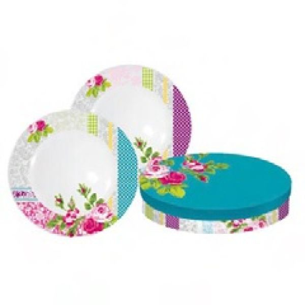 plate in Box<br>Floral Spring of 2