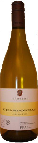 Chardonnay White<br> Wine 2013 Pfalz<br>Germany Bio