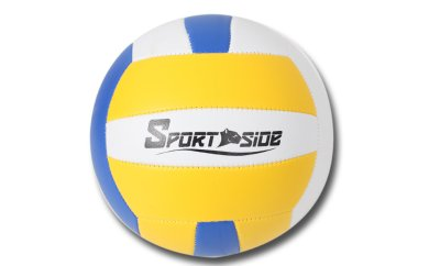 BALL VOLLEYBALL:<br> YELLOW / BLUE /<br>WHITE