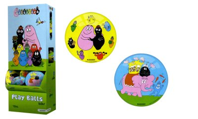 BALL TOUR IN<br>BARBAPAPA 36