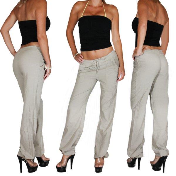 Linen trousers<br> ladies linen<br> trousers sports ...