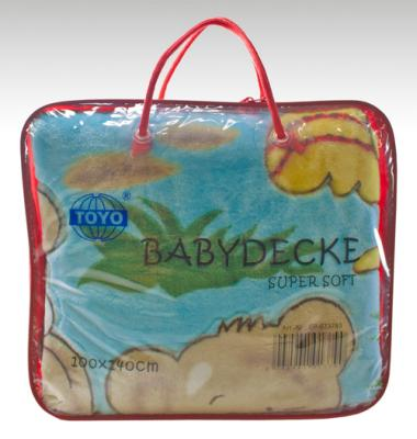 Babydecke 100x140cm